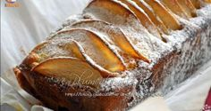 Plumcake alle mele | ricetta dolce | cooking giulia