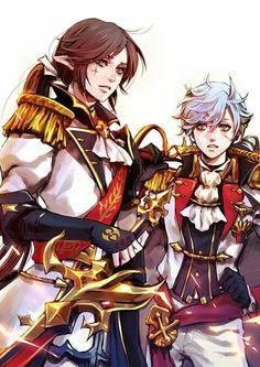 길코 Seven Knight, Knight Art, Character Inspiration, Character Design, Bishounen, Comic Styles, Manga, Creature Design, Asian Art
