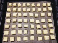 Sajtos kockák (Isteni finom, mint a bolti) | Marcsi Tóth receptje - Cookpad receptek