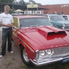PartingOut CEO at the Woodward Dream Cruise in Detroit