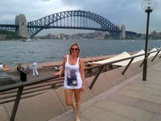 Shimmer vest by Treefire on one of our customers in Australia :)
