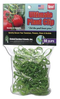 50 pack of plant clips...only $9.99