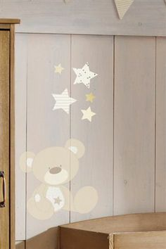 Perfect Buy Little Bear Wall Stickers from the Next UK online shop