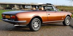 Cars And Motorcycles, 4x4, Convertible, Porsche, Classic Cars, Automobile, Trail, France, Type