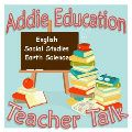 Teacher Talk - a place for middle and high school teacher to share ideas, inspirations and stories about teaching.