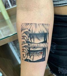 Pretty Tattoos, Cute Tattoos, Small Tattoos, Tattoos For Guys, Tatoos, Manga Tattoo, Naruto Tattoo, Anime Tattoos, Itachi Uchiha