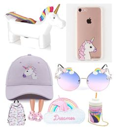 """Untitled #48"" by emmyk-2 on Polyvore featuring beauty, The Casery, NPW and Jazzelli Designs"