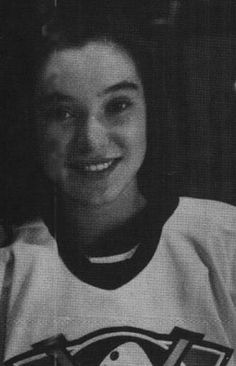 """""""Connie Moreau"""" in D2 The Mighty Ducks."""