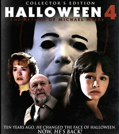 Halloween 4 Horror Movie  One of my personal favorites. Classic!