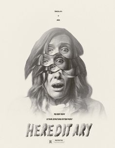 Hereditary (2018) Fan Poster, Movie Poster Art, Films Quotes, Film Poster Design, The Rocky Horror Picture Show, Movies And Series, Classic Horror Movies, Movie Covers, Horror Movie Posters