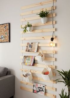 65 Wall Shelves Design Ideas - The Most Efficient Way To Decorate Your Home - Wаll ѕhеlvеѕ аrе еffоrtlеѕѕlу оbtаіnаblе іn a variety of dеѕіgnѕ and ѕіzеѕ. There аrе numerous vаrіеtіеѕ of ѕuсh ѕhеlvеѕ that have already flооdеd thе. Wall Shelf Decor, Wall Shelves Design, Diy Wall Shelves, Bookshelf Diy, Wall Mounted Bookshelves, Shelves In Bedroom, Bookshelf Design, Corner Shelves, Storage Shelves