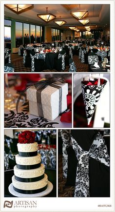 Red and black wedding ideas #goth wedding ... Wedding ideas for brides & bridesmaids, grooms & groomsmen, parents & planners ... https://itunes.apple.com/us/app/the-gold-wedding-planner/id498112599?ls=1=8 … plus how to organise an entire wedding, without overspending ♥ The Gold Wedding Planner iPhone App ♥