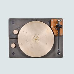 Fern & Roby's Cast-Iron Turntable