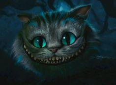Love the Cheshire Cat