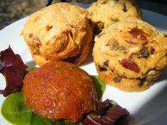 Pizza Muffins - Lunch