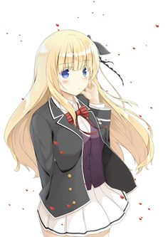 Kishuku Gakkou no Juliet Beautiful Anime Girl, I Love Anime, Chica Anime Manga, Manga Girl, Kawaii Anime Girl, Anime Art Girl, Naruto Girls, Cute Anime Character, Cute Illustration