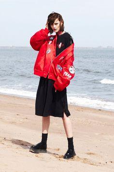 Sibui Nazarenko By Nicole Maria Winkler For 032c #26 Summer 2014