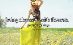 Just Girly Things #flowers