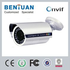 Outdoor CCTV camera High resolution 960P HD 1.3 MP Remote control Motorized Zoome Lens waterproof bullet IP Camera