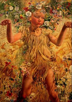Four Seasons - Summer. L. Frederic