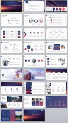 26+ Best Business annual Design PowerPoint templates