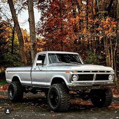 Ford Pickup Trucks, Lifted Trucks, Old Trucks, Dream Garage, Cummins, Offroad, Dream Cars, 4x4, Automobile
