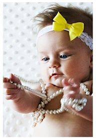 Baby photo shoots :)
