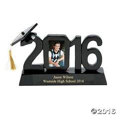 Personalized 2016 Photo Frame