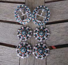 Diamond B Jewelry - Custom Made Buckle Sets pg 2
