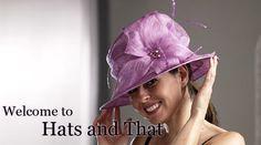 ladies hats - Google Search