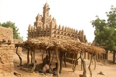 Dormir bajo las estrellas en el País del Dogon, Mali