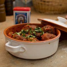 Albóndigas (Spaanse gehaktballetjes in saus)