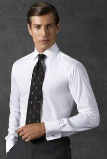 italian men in black pinstripe suit and purple tie - Căutare Google