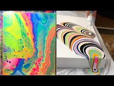 TRULY BEST Satisfying Acrylic Pouring Art Compilation #2 Acrylic Painting /Most Satisfying Videos - YouTube