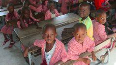 School Children, Ginak Gambia