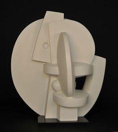Galerie Piece Unique - Equinoxe, 1998-2011  Bronze monochrome blanc  Edition of 3  Cm 58.3 x 40 x 46.3  (VARI 099)