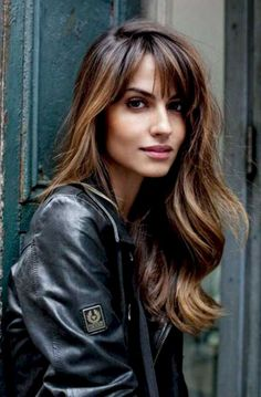 The Best Hairstyles With Bangs You'll Want To Copy No 02
