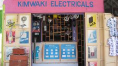 Electricals with a personal touch...
