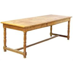 Pine French Farm Table