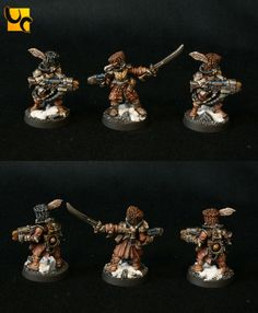 CoolMiniOrNot - Vostroyan Commander with Power Sword Warhammer Imperial Guard, 40k Imperial Guard, Inquisitor 40k, Fantasy Battle, Winter Guard, Warhammer 40000, Geek Out, Space Marine, Minis