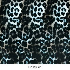 Water transfer film animal skin pattern DA156-2A