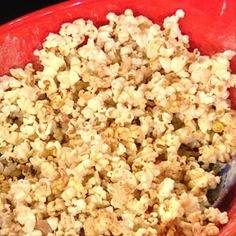 Smoky Paprika Popcorn | Rachael Ray Show | Weekdays at 11am on WKTV | Friday 2/21/2014