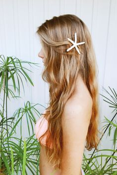 Mermaid hair! Collect seashells, starfish and other treasures of the sea from any of the many vendors along St. Lawrence Gap, Barbados