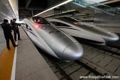 best travel: 10 fastest trains in the world