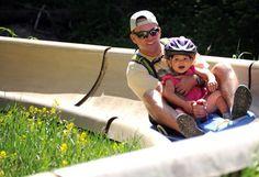 Summer fun in the 'Boat!