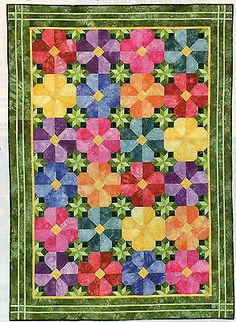 Poppies-Quilt-Pattern-Pieced-Paper-Pieced-MH