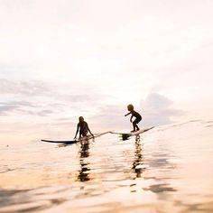 Surf's up @lucearow