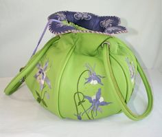 Time for Spring by FabricSiren on Etsy