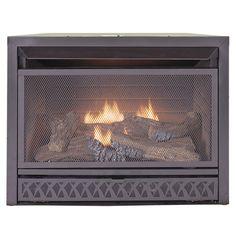 ProCom 29 inch Universal Propane Natural Gas Vent Free Firebox  Model# FBNSD28T #ProCom