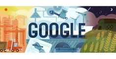 Labor Day Google doodle inspired by art created during The Great Depression http://ift.tt/2vZdD6A